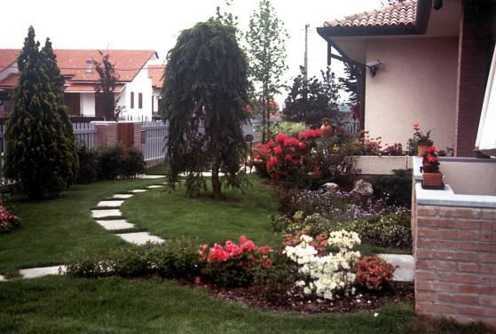 Progettazione spazi verdi