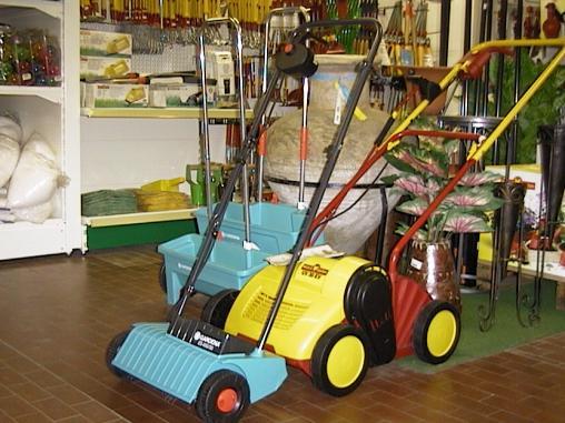 Assistenza tecnica e ricambi per piccole macchine agricole