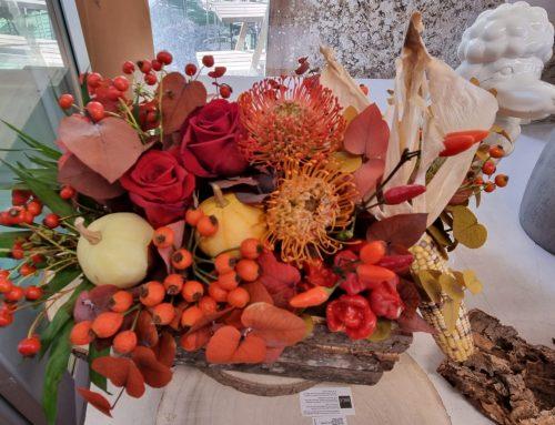Composizioni floreali personalizzate per ricorrenze